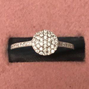 """2.25CT Simulated Red Garnet Tennis Bracelet .925 Sterling Silver Bracelet 7 1//4/"""""""